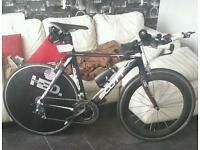Scott plasma team editor carbon tt bike
