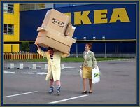 Ikea furniture assembly + delivery - no job is too small!