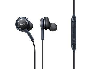 Samsung earbuds tuned by AGK with mic. Brand new earphones.