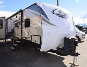 2017 Cougar 1/2 Ton TT - Travel Trailers Lightweight 29BHSWE