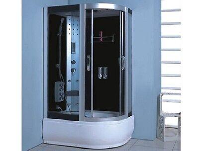Cabine de douche complète Sanifun Loba 120 x 85.