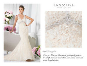 Stunning New Jasmine Collection Wedding Gown