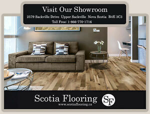 FLOORING & STAIRS - SALES & INSTALLS - HARDWOOD, LAMINATE, Etc.