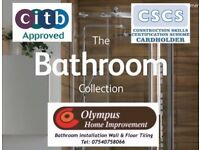 Olympus Bathrooms & Tiling plumbers Tiler's fitters installation