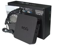 NEW MXQ ANDROID TV FROM ROSZELL SALES & REPAIRS
