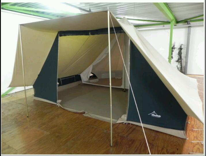 Obelink Alaska Canvas Pyramid Tent & Obelink Alaska Canvas Pyramid Tent   in St Ives Cambridgeshire ...