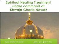 Islamic Spiritual healing under the guidance of khwaja garib nawaz RA