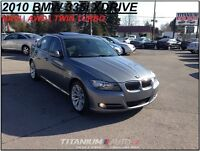 2010 BMW 335xi XDrive+GPS Tech PKG+Premium PKG+Twin Turbo+Xenon