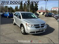 2010 Dodge Journey 4 Cylinders | Keyless Entry | Power Group |