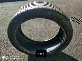225 40 18 Continental Tyre ContiSportContact 5 225/40R18 92Y