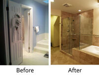 Bathroom and Kitchen Renovations And Home Repairs