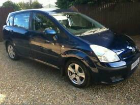 Toyota verso 2.0 D-4D T3- Full service history- Hpi clear- 1 owner -7seater