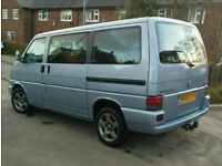 Vw T4 Transporter Caravelle 2.5 tdi 5 speed manual. AIR CON + Cruise control