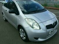 2007 Toyota Yaris 1.0 VVT-i T2 3dr - Fvsh - Low mileage - immaculate condition