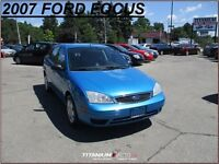 2007 Ford Focus Heated Seats+Keyless Entry+Cruise Control+