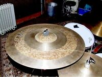 """Istanbul Agop Sultan Signature ride cymbal 22"""""""