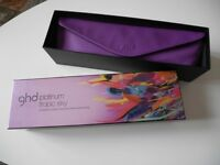 GHD Platinum Straightners Tropic Sky (Limited Edition)
