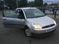 2004 Ford Fiesta 1.2 Runs very well with service history