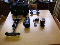 Canon Legria GH5 FULL HD