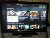 40inch Black Toshiba Full HD 1080p LCD TV