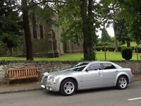Wedding Car Hire complete with Chauffeur