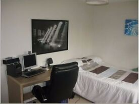Very large room in Premium area - modern house - excellent quality £110 inc all bills - prof tens