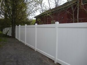32-FEET-VINYL-PVC-SOLID-PRIVACY-FENCE-6X8-SECTIONS-POSTS-CAPS-WHITE