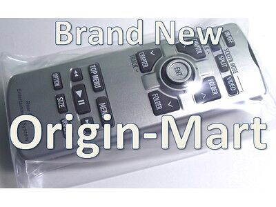 NEW OEM 2009-2011 Toyota Sienna XLE & Limited DVD Entertainment Remote Control
