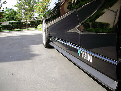Universal Front Bumper Lip Spoiler Ford Falcon FG BA BF XR6 XR8 Focus Fiesta