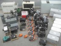Plan de service et maintenance de génératrices