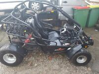 Quadzilla 250cc buggy road legal need gone asap