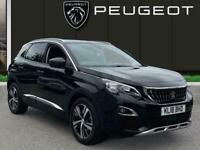 2018 Peugeot 3008 1.2 Puretech Allure Suv 5dr Petrol Eat s/s 130 Ps Auto Estate