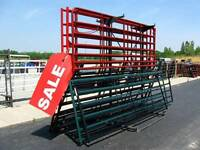 BRAND NEW- VARYING SIZES - METAL GATES