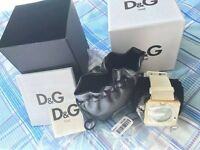 Dolce & Gabbana Luxurious Limited Edition Touch Screen Watch (High Quality Original Italian)
