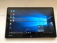 Toshiba i5 Tablet / Windows 10 / MS Office.
