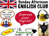 SUNDAY ENGLISH CLASS - LOW-COST, HIGH QUALITY, QUALIFIED EFL TEACHER Cambridge