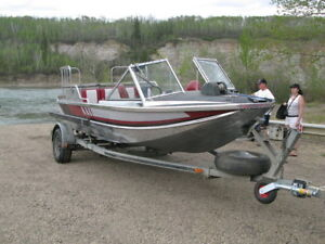 Almar Light 18 Foot Jet Boat