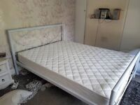 King Size Bed With Dreams Mattress