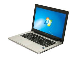 "Lenovo IdeaPad U310 43752CU 13.3"" 4GB RAM 500GB 32GB SSD Ultrabo"