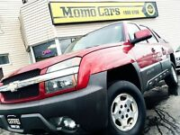 2004 Chevrolet Avalanche 1500 4X4! Tow Package! ONLY $108/bi-wee