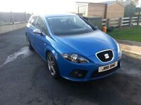 Seat Leon FR 2009 77K miles Full Leather (Not VW Audi A4 Golf )