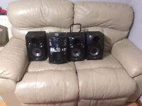 Jvc home stereo system
