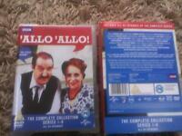 The Complete Collection Series 1_9 of ALLO ALLO
