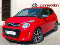 2021 Citroen C1 1.0 Vti Shine Hatchback 5dr Petrol Manual s/s 72 Ps Hatchback PE