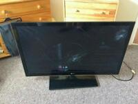 LG 46 inch smart tv spares or repairs