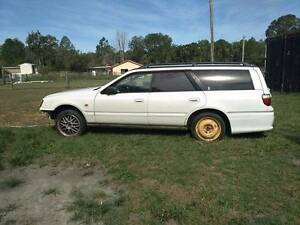 1999 Nissan Stagea Wagon ROLLING SHELL Morayfield Caboolture Area Preview