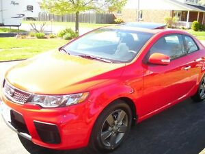 2010 Kia Other EX w/Sunroof Coupe (2 door)