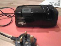 Electric knife sharpener, Crafton
