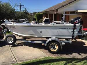 2010 Anglapro Bandit 424 Pro fishing machine with Suzuki DF50 Rushcutters Bay Inner Sydney Preview
