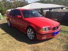 BMW E36 320i New Auckland Gladstone City Preview